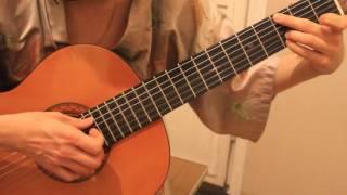 разбор ТИТАНИК на гитаре
