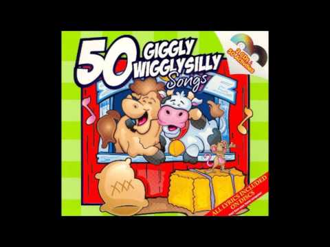 Twin Sisters  50 Giggly Wiggly Silly Songs Disc One Part 4