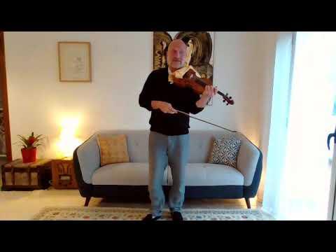 Entrez dans la danse - 3/4 La Sarabande par Gilles Colliard
