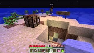 Майнкрафт выживание с Мистиком и Лагером. Survival Island часть 2. Мистик Макс Кирич