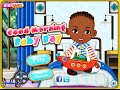 Good Morning Baby Boy- Free Online Baby Games for Girls Kids