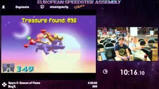 #ESA15Purple - Spyro 2: Season of Flame [ Any% ] Speedrun by Ongnissim