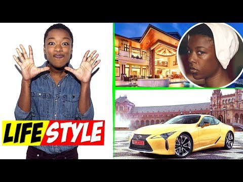 Samira Wiley Lifestyle Moira  Poussey in Orange Is the New Black