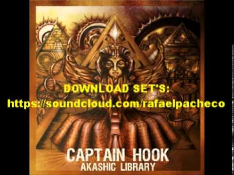 CAPTAIN HOOK - AKASHIC LIBRARY ( FULL ALBUM )