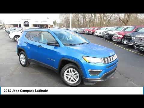 2014 Jeep Compass Delaware, Powell, Dublin, Marion, Columbus, OH ED522572