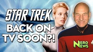 Star Trek Working on a New TV Show?