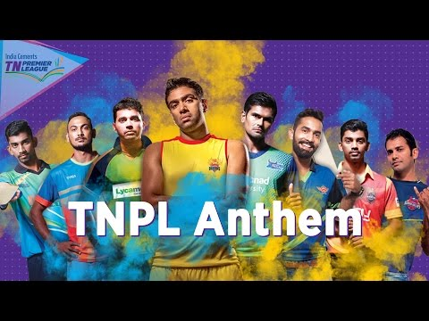 Damkutla Dumkutla - Tamil Nadu Premier League Anthem by Anirudh Ravichander | Music Video