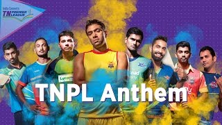 Damkutla Dumkutla Tamil Nadu Premier League Anthem By Anirudh Ravichander  Music Video