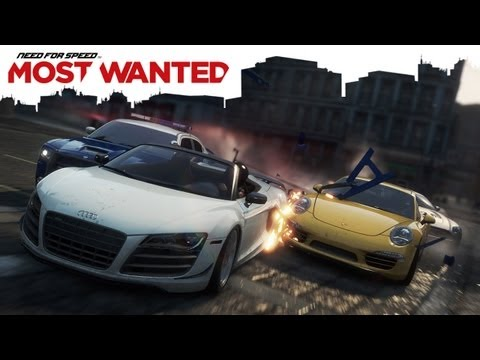 Need for Speed Most Wanted Demo Trailer