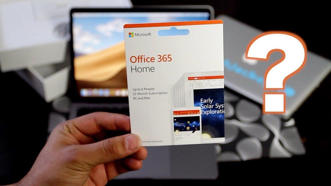 microsoft 365 key card
