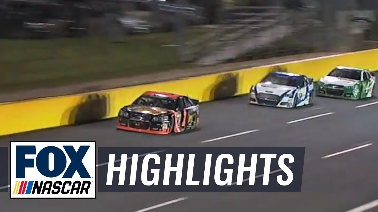 Jamie McMurray Wins The 2014 NASCAR All Star Race 2014