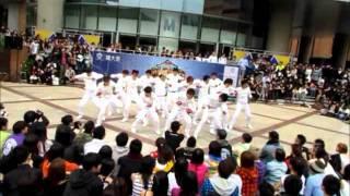 2011 joint u mass dance 大專聯校巡迴舞蹈匯演 polyu 4 ust wow