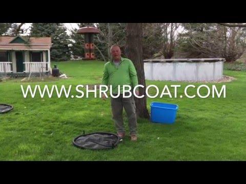 Bird Seed Catcher Video
