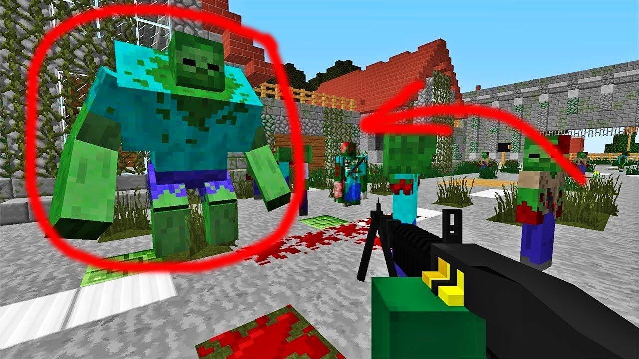 играть в майнкрафт зарегистрироваться зомби апокалипсис #9
