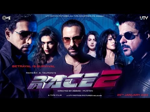 Race 2 - Official Film Trailer thumbnail