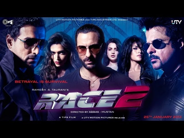 Race 2 - Official Film Trailer Travel Video
