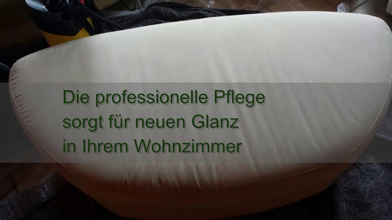 PADY Clean Polstermöbel reinigen - Home Service - YouTube