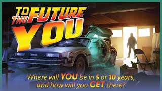"""Future You""   Part I - Pastor Michael Murray"
