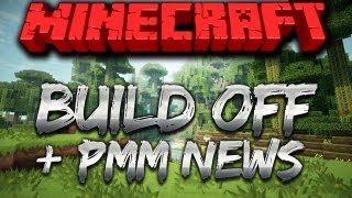 HermitCraft! {EP.74} - Build Off + PMM News