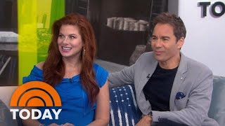 Eric McCormack, Debra Messing Reflect On 'Will & Grace' Auditions | TODAY