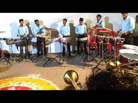 AB KE BARAS  shri managalmurti brass band (kalawe-pen)