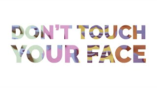 How to STOP touching your face. Just watch this video!! Don't Touch Your Face #StopTheSpread