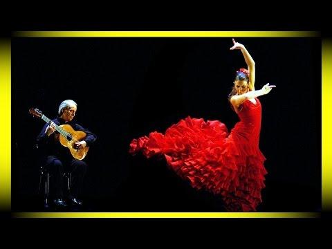FLAMENCO DANCE ETHNIC MUSIC
