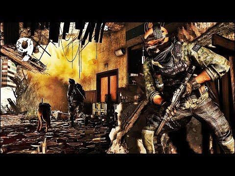 Прохождение Call Of Duty: Ghosts (XBOX360) — Собачкааа нееет! #9