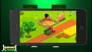 Hay Day Gameplay Trailer on iPhone 5