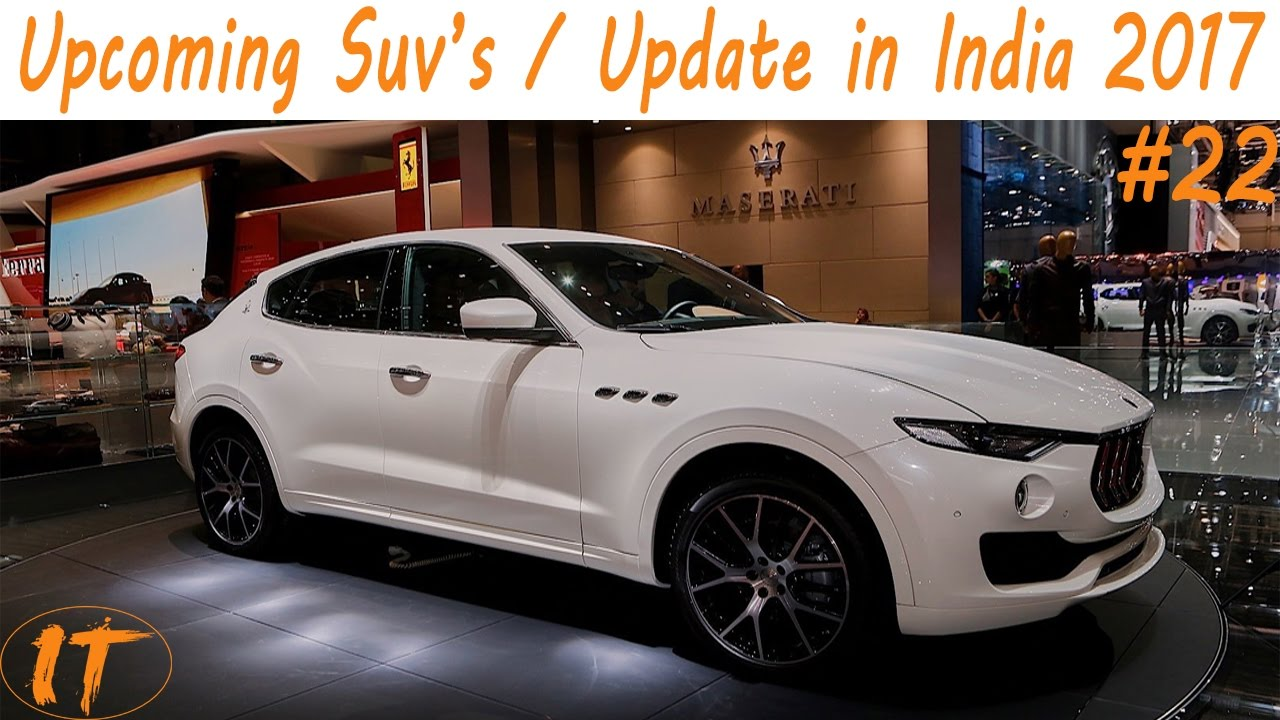 Latest New Top Upcoming Cars Suv S In India L Price L