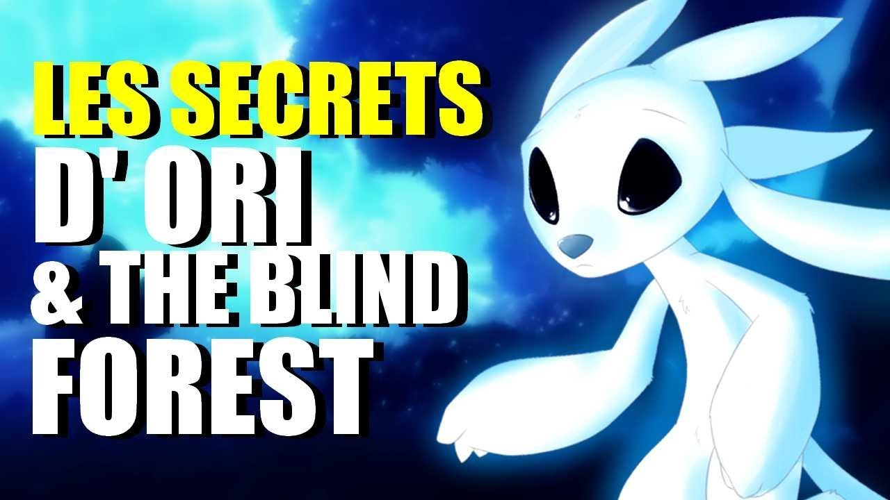 LES SECRETS D'ORI AND THE BLIND FOREST