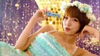 CM AKB48 UHA味覚糖 ぷっちょ 上からマリコ 篠田麻里子 藤江れいな 峯岸...