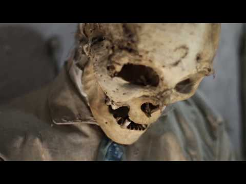 Catacombs of the Dead in Palermo, Sicily - 1000 + Mummies!