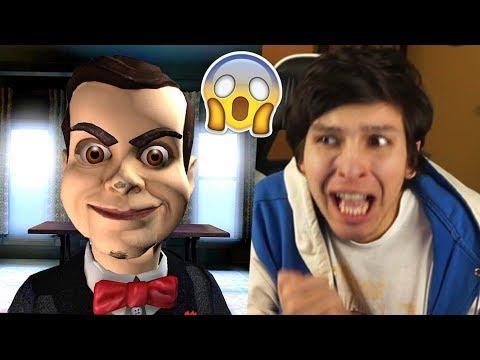 EL MUÑECO MÁS CREEPY ME ASUSTA !! 😱 - Pesadillas (Horror Game)