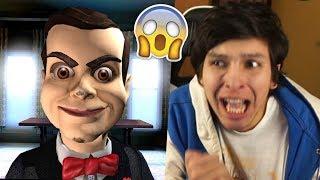 EL MUÑECO MÁS CREEPY ME ASUSTA !! 😱 - Pesadillas (Horror Game)   DeGoBooM