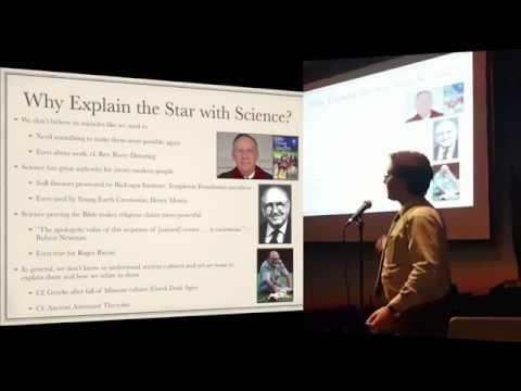 "Dr. Aaron Adair: ""The Star of Bethlehem"""
