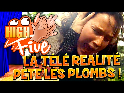 High Five ! - LA TELE REALITE PETE LES PLOMBS ! - Fanta et Bob Talk Show