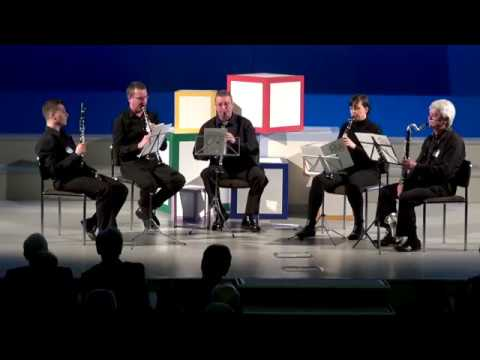 Hallelujah - LEONARD COHEN - Clarinet Quintet