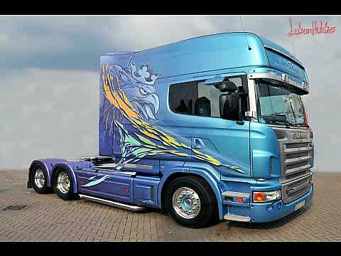 SCANIA truck movie 2 - YouTube Scania Trucks Interior