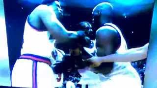 Anthony Mason MSG Tribute Video