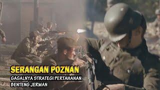 Serangan Soviet di Poznan Polandia 1945, Pertahanan Benteng dan Garnisun Jerman hancur Total