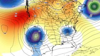 March 31, 2017 Weather Xtreme Video - Morning Edition