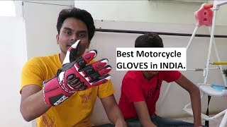 Best Motorcycle GLOVES in INDIA.