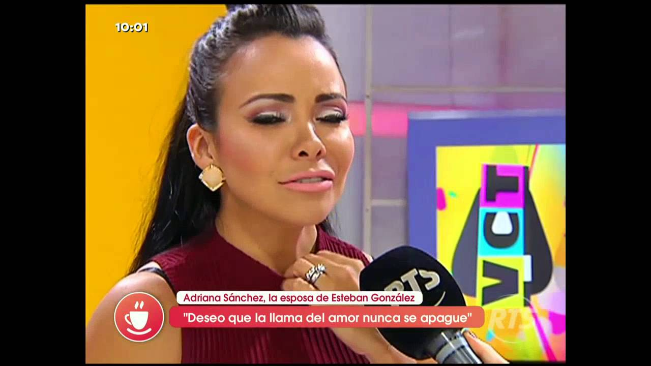 Se rumorea que adriana s nchez estar a embarazada youtube for Viveros sanchez