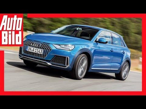 Audi Q SUV Auf A Basis VorschauDetails YouTube - Audi q1