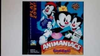 Animaniacs Game Pack: Prince Ali Reprise (Karaoke Version)