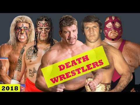 100 WWE WRESTLERS Died All Time - WWE WRESTLERS DEATH 2018 R.I.P [HD] thumbnail