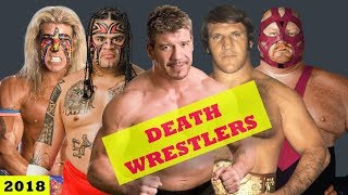 100 WWE WRESTLERS Died All Time - WWE WRESTLERS DEATH 2018 R.I.P [HD]