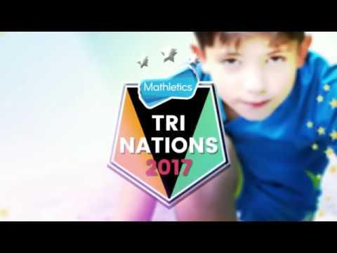 The 2017 Mathletics Tri-Nations Challenge