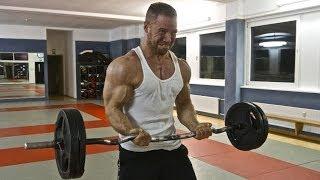 60kg Bizeps Curls - Kann der Muskel beim Training reißen?